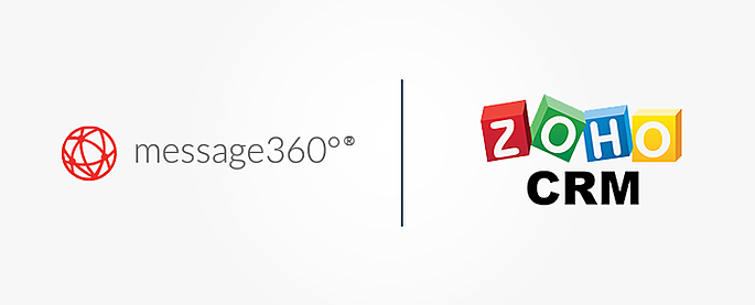 message360° Partners with Zoho CRM