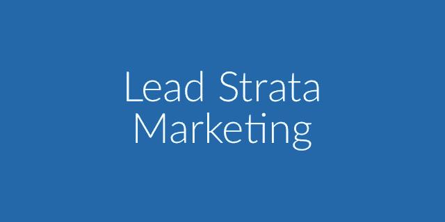 Lead Strata Marketing