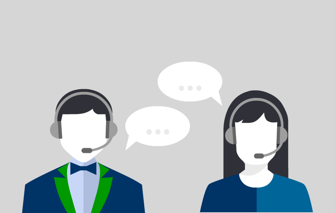 Training Agents in Phone Etiquette