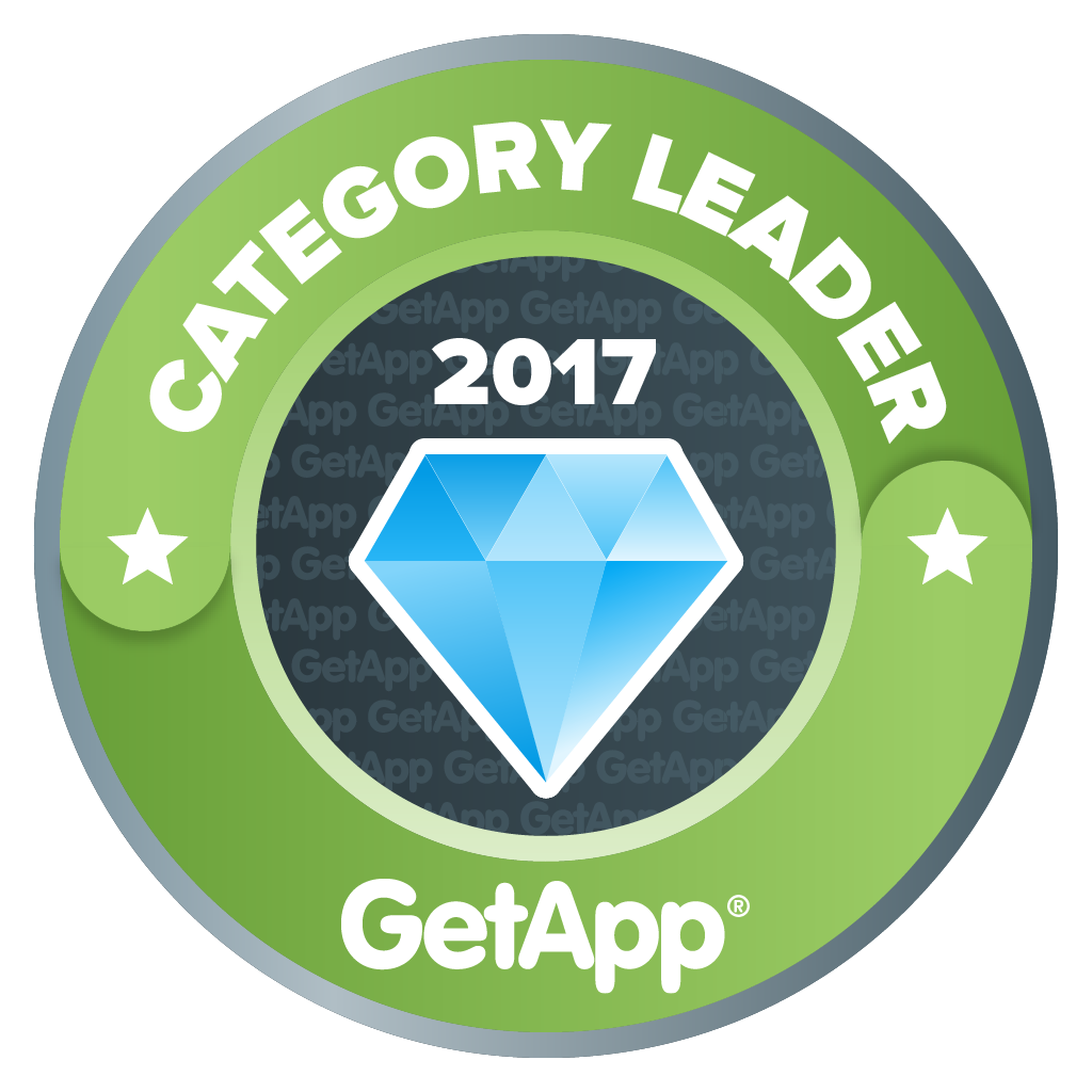 GetApp Category Leader 2017
