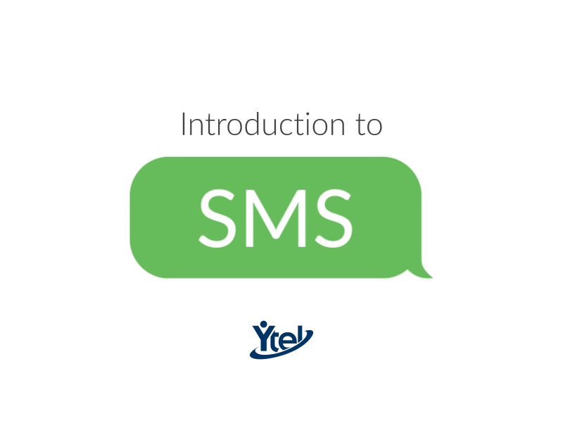 Introduction to SMS