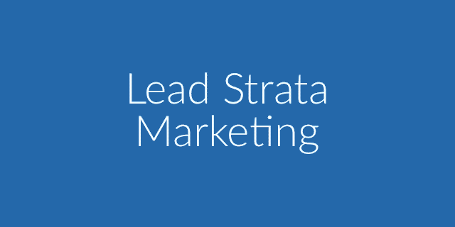 Lead Strata Marketing