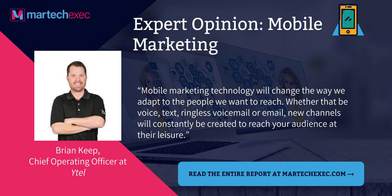 Expert Opinion: Mobile Marketing