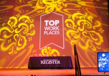 Ytel is a Winner of the 10th Annual Orange County Register Top Workplaces Survey